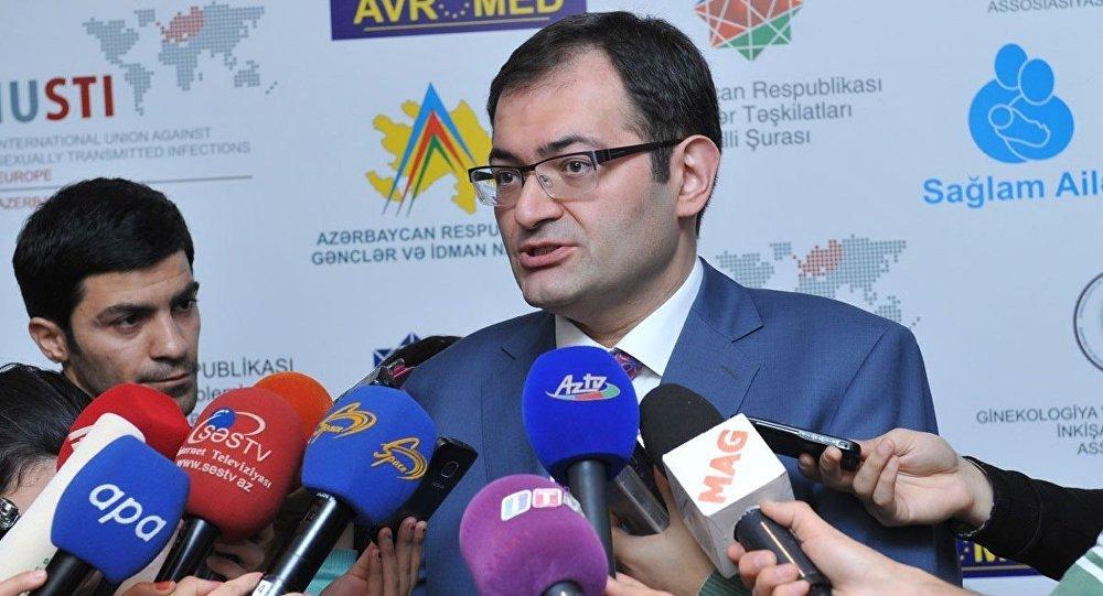 İntiqam Babayev, Gənclər və idman nazirinin müavini