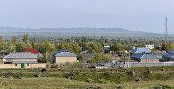 Деревня в Физулинском районе, архивное фото