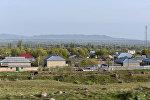 Füzuli rayonunun kəndlərindən biri, arxov şəkli