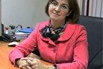 Марина Положишникова, декан факультета экономики торговли и товароведения Российского экономического университета имени Г.В. Плеханова