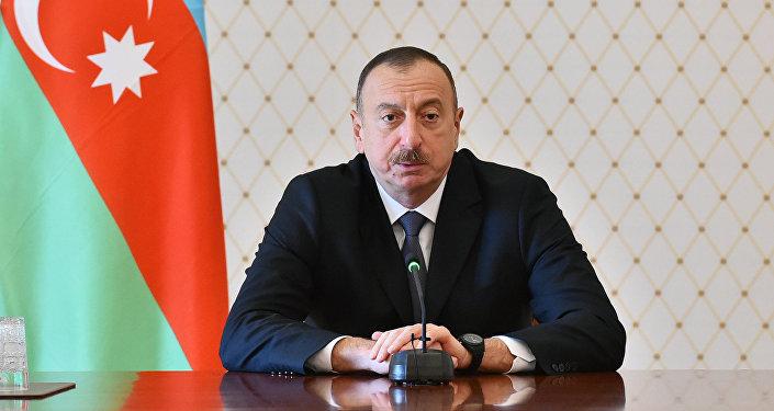 Ильхам Алиев, Президент Азербайджанской Республики