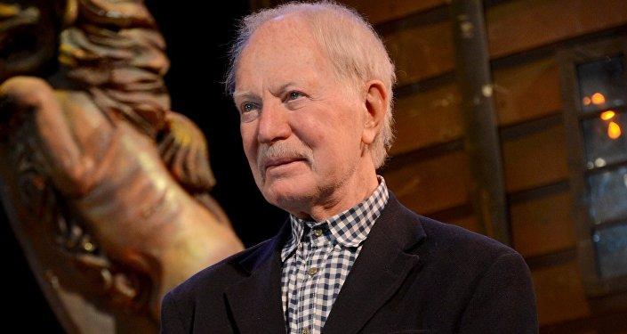 Актер Альберт Филозов. Архивное фото