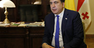 Михаил Саакашвили, глава Одесской областной государственной администрации