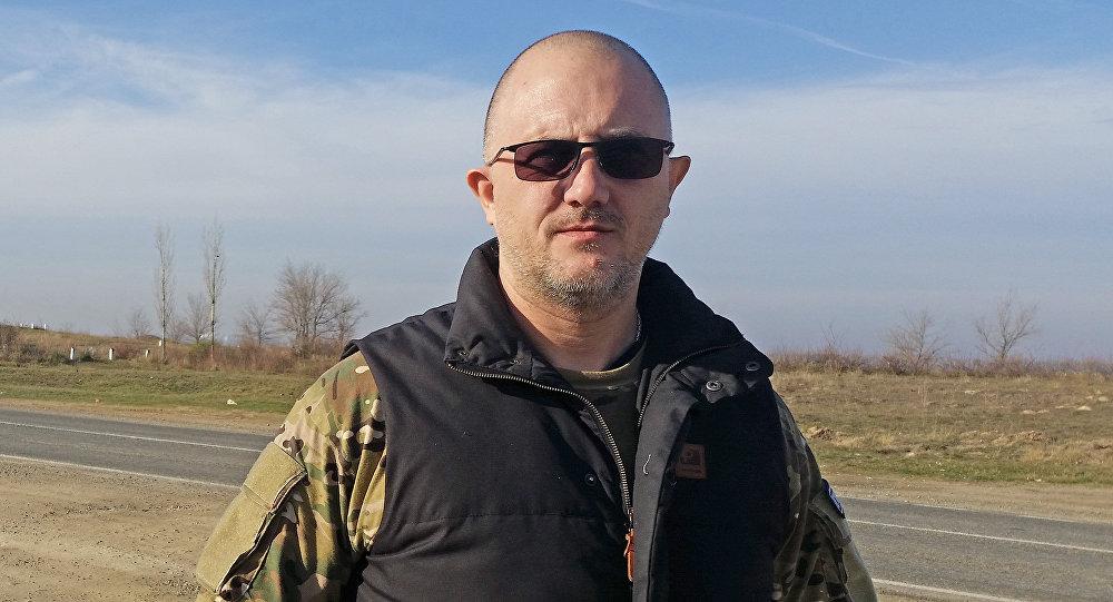 Евгений Михайлов, российский политолог