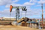 Нефтяной насос. Архивное фото