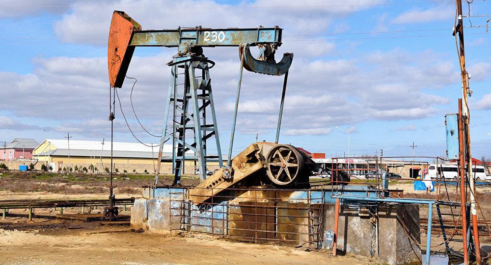 Нефтяной насос. Архивное