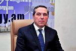 Areq Qalstyan, Ermənistanın energetika və təbii resurslar naziri