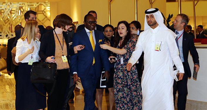 Встреча в Дохе представителей стран-экспортеров нефти