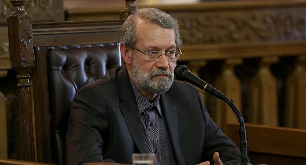 Али Лариджани, председатель парламента ИРИ