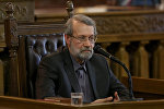Спикер парламента Ирана Али Лариджани, фото из архива