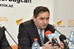 Этибар Алиев, эксперт в области образования