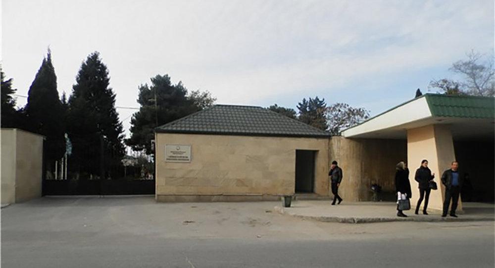 Республиканская психиатрическая больница №1. Архивное фото
