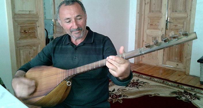 Sazbənd Sabit Məmmədov