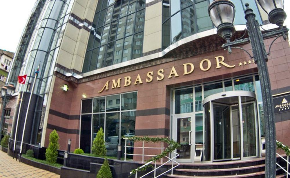 Ambassador Hotel Baku