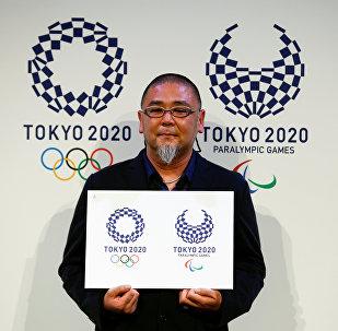 Асао Токоло – автор эмблемы Олимпийских и Паралимпийских игр 2020 года в Токио