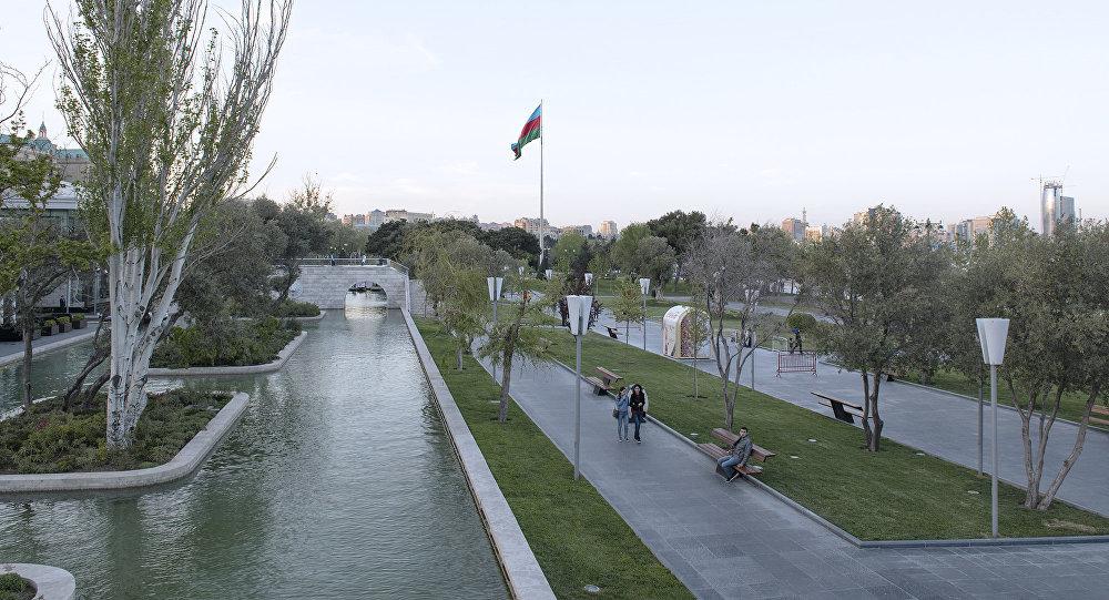 Бакинская Венеция