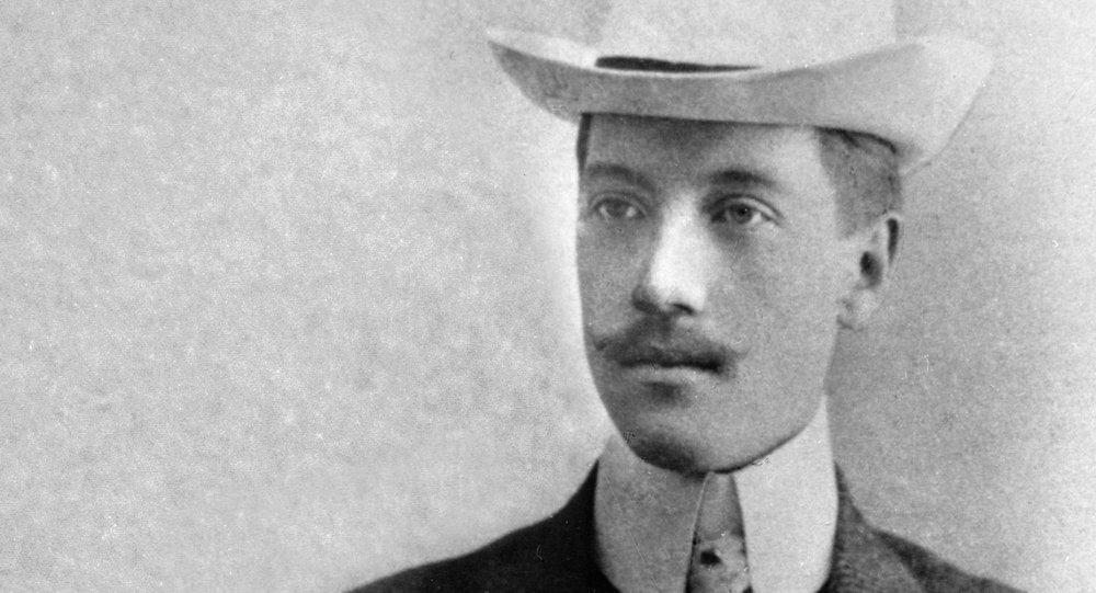 Русский поэт Николай Гумилев (1886-1921)