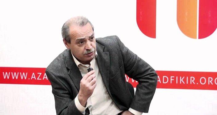 Arif Əliyev, Yeni Nəsil Jurnalistlər Birliyinin sədri
