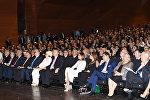 Мехрибан Алиева на церемонии официального открытия VII Глобального форума Альянса цивилизаций ООН