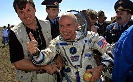 Деннис Тито – первый космический турист