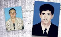 Əsli Muradova və Mübariz Muradov