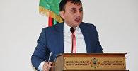Elşən Bağırzadə, UNEC-in dosenti, iqtisadçı ekspert