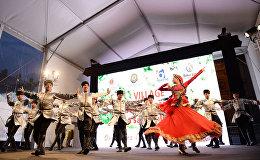Народные танцы Азербайджана