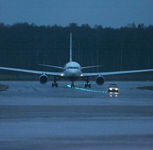 Самолет компании British Airways, фото из архива