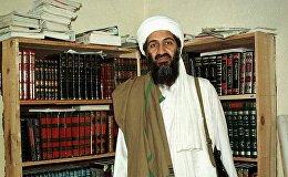 Лидер Аль-Каиды Усама бен Ладен