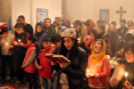 Qaxın Kötüklü kəndində Pasxa bayramının qeyd edilməsi