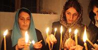 Православные Гахского региона Азербайджана отметили Пасху