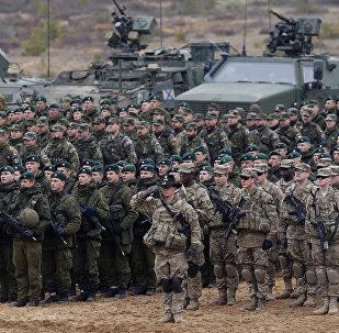 NATO ordusu