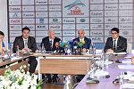 Пресс-конференция «Tour d`Azerbaidjan-2016»