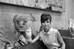 İngilis aktrisası Odri Hepbern 1965-ci ildə