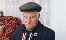 Qocaman döyüşçü İdris Əhmədov