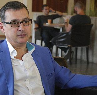 Главный тренер сборной РФ по фехтованию, двукратный олимпийский чемпион Ильгар Мамедов