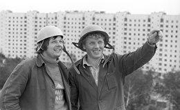 Рабочие в СССР