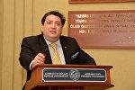 UNEC Elm şöbəsinin müdiri, i.e.d., prof. Zahid Fərrux Məmmədov