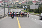 Участники велотурв Tour d' Azerbaijan-2016, фото из архива