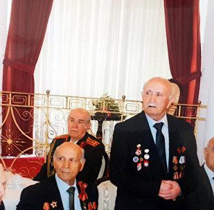 Böyük Vətən Müharibəsi  iştirakçısı Əbdülağa Cavadov