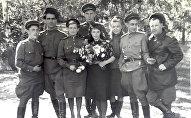 Участники Великой отечественной войны. Архивное фото