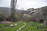 Azərbaycanın işğal edilmiş Ağdərə rayonundan bir görüntü