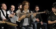 Pink Floyd в азербайджанском стиле