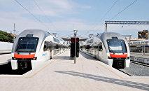 Поезда Сумгайыт-Баку