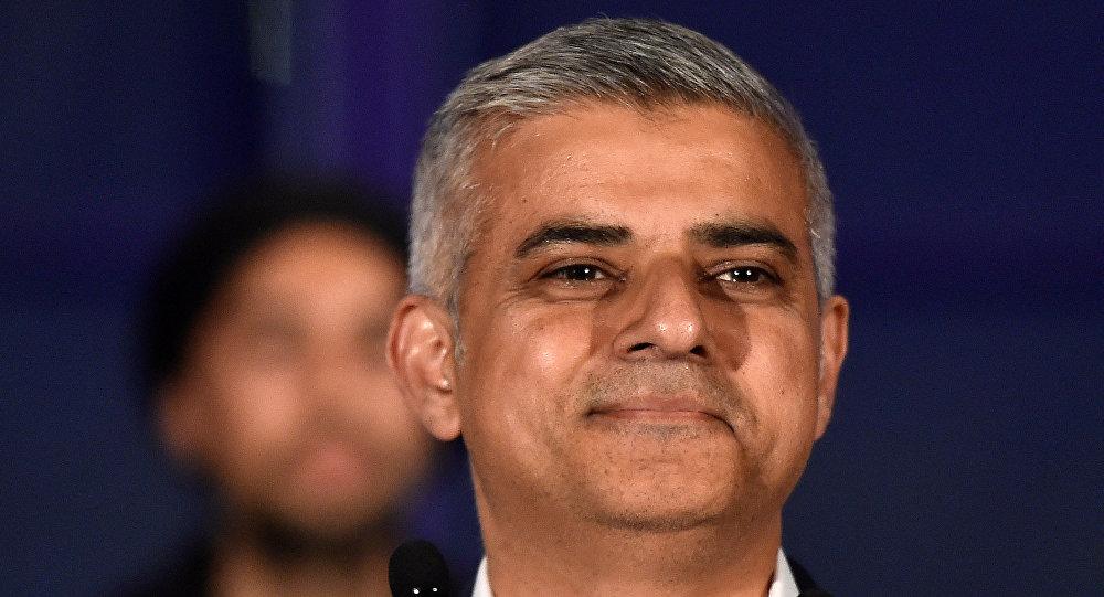 Sadiq Xan, Londonun yeni meri