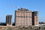 Строительство жилых домов в Баку, фото из архива