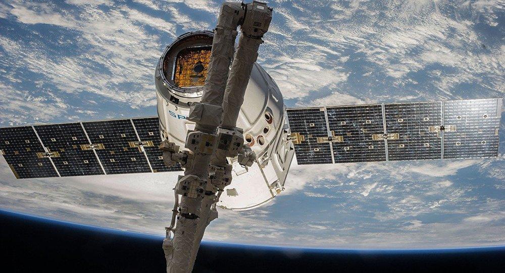 Спутник. Архивное фото
