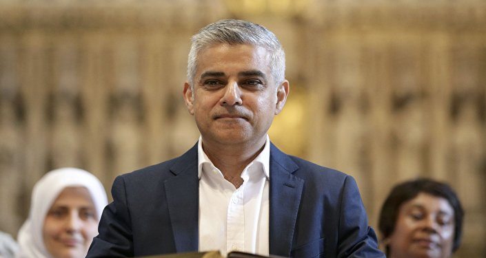 Londonun meri Sadiq Xan