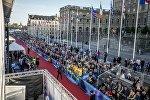 В Стокгольме состоялось официальное открытие песенного конкурса Евровидение-2016