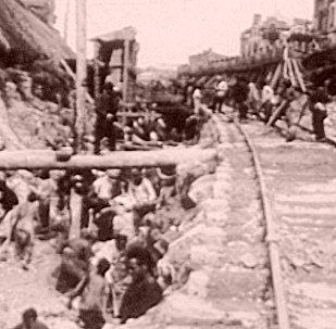 Великий рельсовый путь. Строительство Транссиба в архивных кадрах